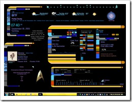 Star Trek Panel (Desktop-PC) ScreenShot