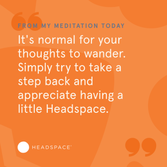 headspace/meditation
