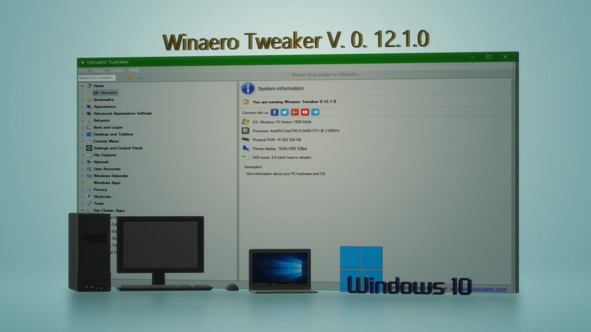 What Is Winaero Tweaker? – Amerisphere Software Technologies